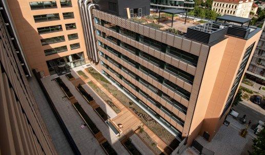 BB centrum - budova B