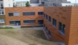 Nemocnice Nové Město na Moravě - pavilon dětského oddělení